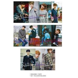 [Instock] Wanna One - Poster Official Merchandise