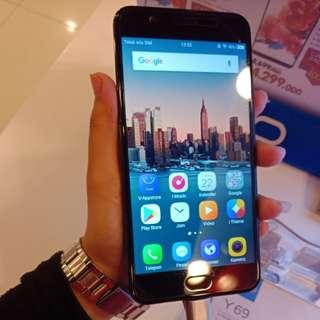 Vivo Y69 Smartphone, Cicilan Tanpa Kartu Kredit Promo Bunga Ringan 0,99%