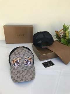 Gucci GG Tiger Print Supreme#   Supermirror Quality, Seasonal items, Quality  persis ori. Dijamin Bagus Banget. Berat 400gr  H 240rb