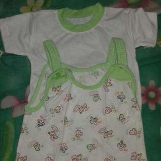 baju set baby