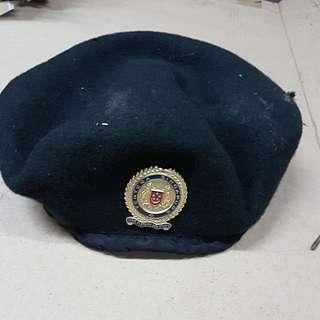 Vintage S.A.F. cap/ hat