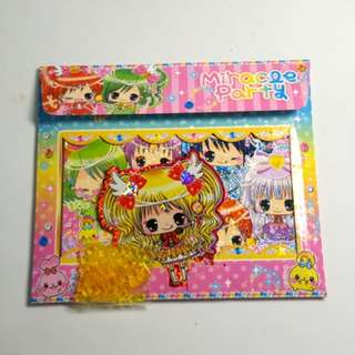Cute memo pads- Miracle Party