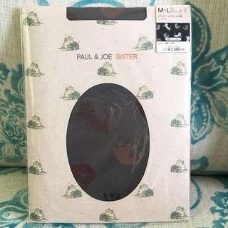 Paul & Joe 日本製 貓貓 絲襪 襪褲 atsugi stocking