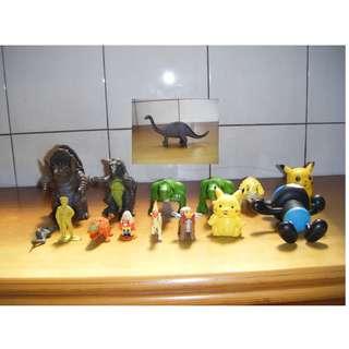 動物玩具 (15個一起賣)