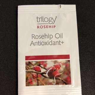 hkd15/2ml/包 trilogy roseship oil antioxidant+