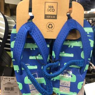 Boys sandals 6-12 (1-2 years old)