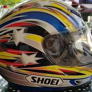 Motorcycle shoei Helmet