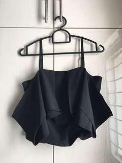 OSMOSE Black Blouse