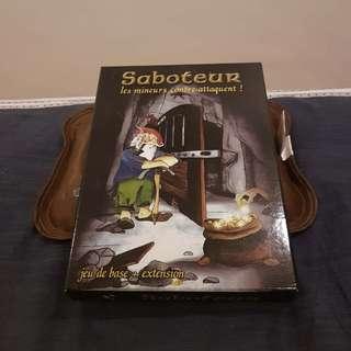 Saboteur I & II (Brand New)