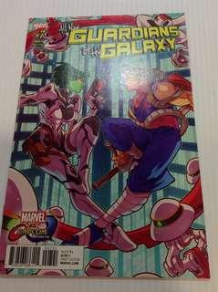 Guardians Of The Galaxy 7 Capcom Variant