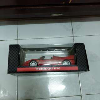 Ferrari 法拉利模型車