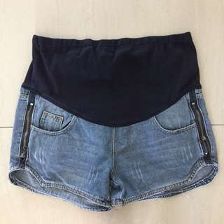 Maternity Short Pants Free Postage