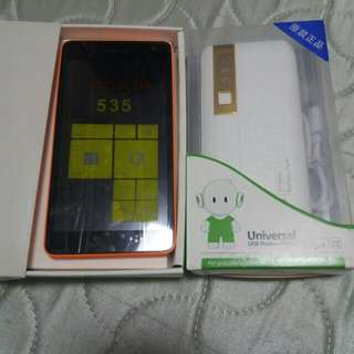 Nokia 535 new. And power back what's up 51750393