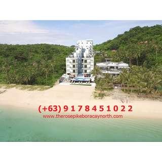 Boracay Beach Front Condo