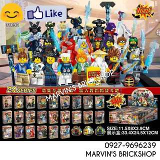 For Sale Latest NINJAGO 24in1 Minifigures