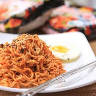 Samyang Korean Spicy 6s