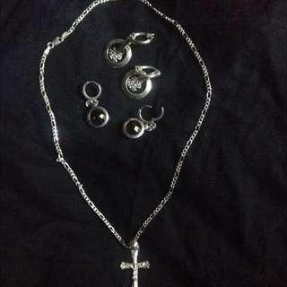 Silver Jewelry.