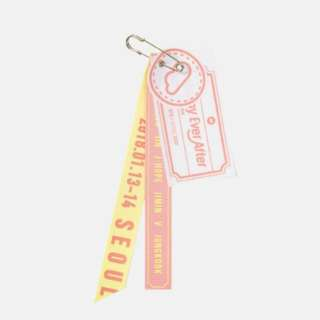 [WTS] BTS 4TH MUSTER MD: MEMORIAL LABEL TAG