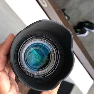 Sony 55mm Zeiss F1.8 Lens