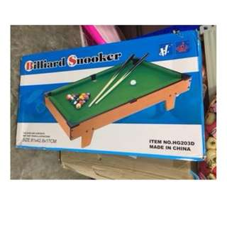 Billiard / Snooker set