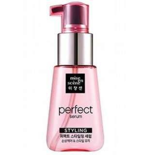 * FNP * Mise En Scene Perfect Styling Serum 70ml