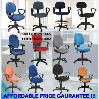 Different Colors of  Clerical Chair