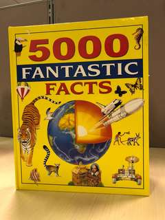5000 Funtastic Facts
