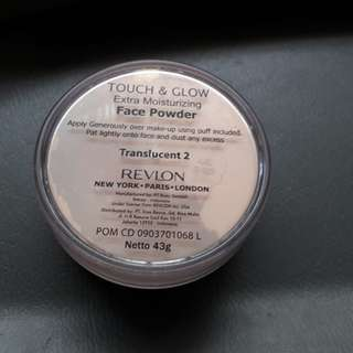 Revlon Face Powder Preloved