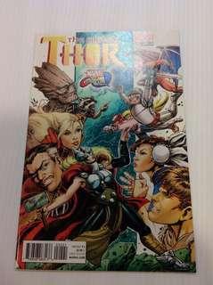 Thor 22 Capcom Variant