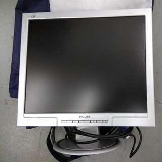 Philips 17S 17吋 LCD mon