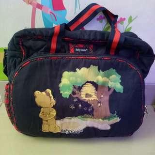Diaper bag baby scot