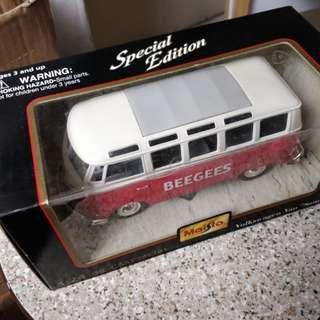 Beegees 模型車