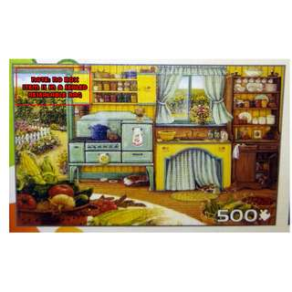 Jigsaw Puzzle - 500 pieces - Canning Day