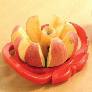Simple Stainless Steel Apple Cutter