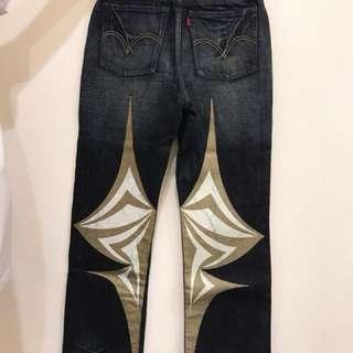 CLOT x Levi's x Madsaki 未來經典517 W32