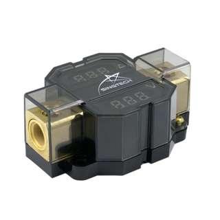 Digital AMP & Volt Meter 0AWG/2AWG