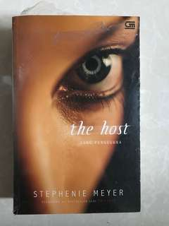 The host by Sthephenie Meyer