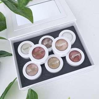 8 x Colourpop Super Shock Eyeshadows