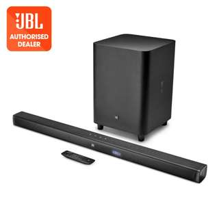 JBL Bar 3.1 Soundbar Bluetooth Wireless Subwoofer - Warranty 12 Months Singapore