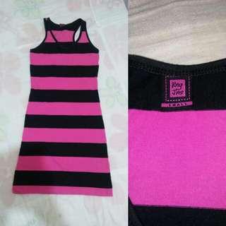 BNY Stripe dress