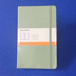 Moleskine Notebook Classic Collection (Ruled)