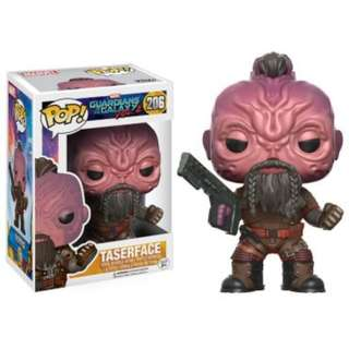 FUNKO POP! MARVEL 206: GUARDIANS OF THE GALAXY VOL. 2 - TASERFACE