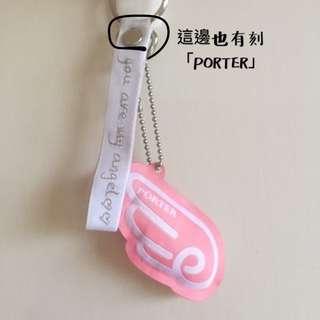 PORTER鑰匙圈