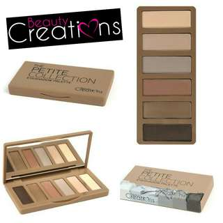 BEAUTY CREATIONS The Petite Collection Eyeshadow Palette