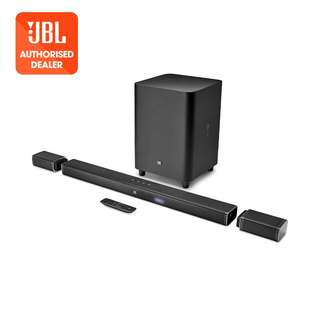 JBL Bar 5.1 Soundbar Bluetooth Wireless Subwoofer - 12 Months Warranty