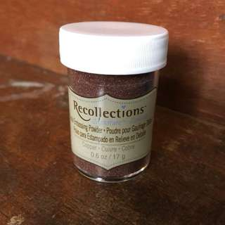 Recollection Embossing Powder