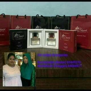 D'Calysta Exclusive Perfume & DatesMe Kurma Milk