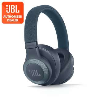 JBL E65BTNC Noise Canceling Bluetooth Headphones - 12 Months Singapore Warranty