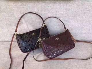 Coach 2-way Small Sling Bag