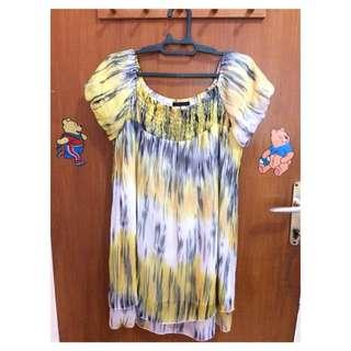 (Preloved) Mini Dress